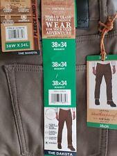 Men's Weatherproof Vintage Fleece Lined Pants