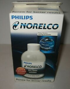 NEW Philips Norelco HQ200 Jet Clean Solution Cleaner & Lubricant 10 oz.