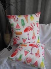 NEW SEASONS Fun OUTDOOR Flamingo Cushion Cover ZAAB Refresh For Summer