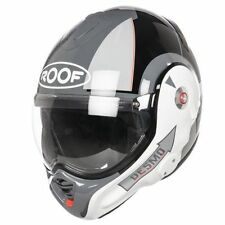 Roof Plain Fully Removable Interior Motorcycle Helmets