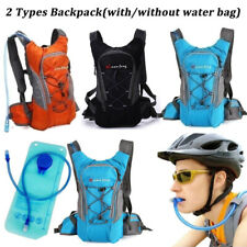 Hydration Pack Backpack For Hiking Cycling Climbing Camping w/Water Bladder US