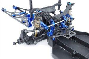 Drag Race Concepts DR10 ESC Mount Kit (Blue)
