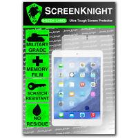 ScreenKnight Apple iPad Mini 2 / 3 SCREEN PROTECTOR invisible Military Grade