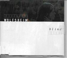 Blind [Single] by Wolfsheim (CD, Mar-2004, Inside Out Music)
