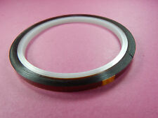 5mm x 30m High Temperature Heat Resistant Polyimide Adhesive Tape (Kapton)
