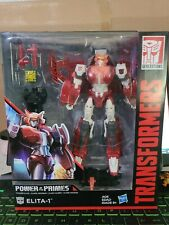 Transformers Generations Voyager Class Elita-1 Power of the Primes Hasbro