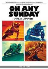 On Any Sunday: The Next Chapter,New DVD, Ashley Fiolek, Robbie Maddison, Mickey