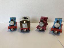 Lot Of Thomas & Friends Take N Play Magnetic Die cast Metal Train James Skarloey