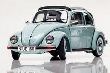 Schuco 0293, VW Käfer blau, mit Faltdach, Ultima Edition, 1:18, leicht besch.