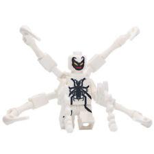 Anti Venom Minifigure - Marvel Comics Spiderman Figure Custom Lego Minifigures