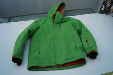 KILLTEC Level 3 Damen Mädchen Softshell Ski Winter Jacke Kapuze Gr.164 / 38 grün
