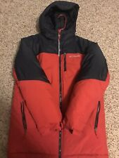 Columbia jacket Red - Snow Ski - Youth 14/16 Large Excellent Condition