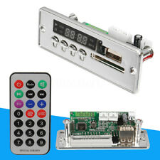 Bluetooth MP3 Decoder Board Audio Receive Module Support U-Disk/TF Card For Car
