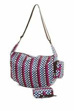 Casual Foldable Slouch Bag The Very Lovely Bag Co., Lots of Dots
