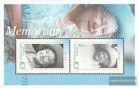 Papua-Neuguinea Block23 (kompl.Ausg.) postfrisch 2002 Elisabeth