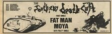 11/12/82Pgn23 Advert: The Southern Death Cult fat Man Moya 3x11