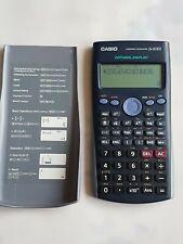 Casio FX-83ES Calculadora Científica Con Pantalla Soporte & Natural, GCSE-trabajo