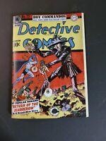 Detective Comics # 73  Golden Age Replica Edition ☆☆☆☆  The Scarecrow