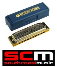 BRAND NEW HOHNER BLUES HARP D HARMONIC MINOR HARMONICA 10 HOLE 20 REED 532/20/D