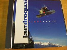 JAMIROQUAI LIGHT YEARS   CD SINGOLO RARO 5 TRACKS