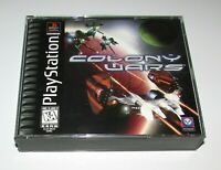 Colony Wars for Playstation PS1 Complete Fast Shipping!