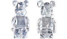 MEDICOM BE@RBRICK Baccarat fragmentdesign Polygon Crystal Glass fragment design