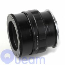 Adjustable Focusing Macro Helicoid Tube For M42 to Micro 4/3 Adapter GH4 GM1 GX7