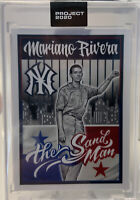 Topps Project 2020 Mariano Rivera By Mr Cartoon 131 NEW YORK YANKEES