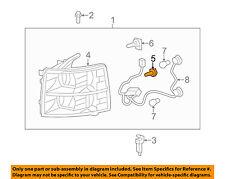 GM OEM-Headlight Headlamp Bulb 13586977