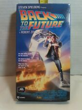 Back to the Future (VHS, 1989) Used