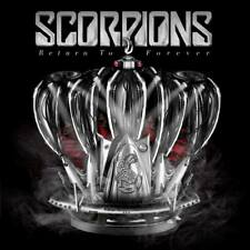 Scorpions - Return To Forever NEW CD