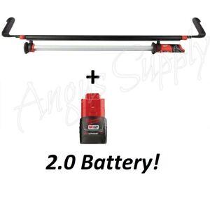 Milwaukee 2125-20 M12 LED Underhood Mechanics Light - Bare Tool with 2.0 Battery