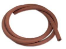 Cable de alta tensión resistente HT LEAD 7 mm Manga Protectora de Silicona Rojo 1 M De Largo