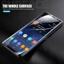 For Samsung GalaxyS7 S8 Full Cover Hydrogel TPU Screen Protector Soft Film Cover