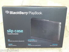 BLACKBERRY PLAYBOOK OFFICIAL RIM SLIP CASE CARRY SLEEVE - BRAND NEW!! Genuine