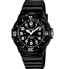 Casio LRW200H-1BV Women's Black Resin Band 100M Sports Date Analog Watch