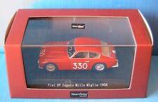FIAT 8V ZAGATO #330 MILLE MIGLIA STARLINE 518116 1/43 1000 ITALIA ROSSO RED ROT
