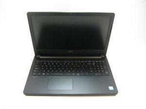 "Dell 3570 15.6"" Laptop 2.30 GHz i3-6100U 4GB RAM (Grade C No Bad Ethernet)"
