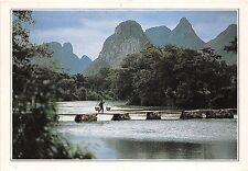 BR25761 Guanxi au dessus des meandres de la riviere Gui Jiang china
