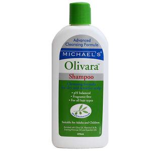 Natural Dandruff Shampoo 375ml - Cleansing Shampoo for Dry & Sensitive Scalp