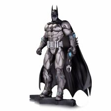 DC Collectibles Batman Arkham City Asylum Armored Batman Statue Repaired 2