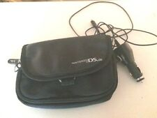 Nintendo DS Lite Car Charger and Carry Game Bag Case