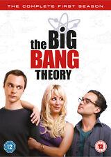 The Big Bang Theory - Season 1 [2009] (DVD)