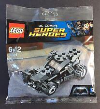 LEGO 30446 THE BATMOBILE Polybag SET New SEALED Batman DC Super Heroes