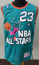 NBA  ALL STARS #23 MICHAEL JORDAN BASKETBALL JERSEY,XL