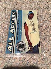 Nelly *Country Grammar* 2000 Tour Souvenir All-Access Pass *Fa'Sho 314Mo*