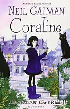 Coraline by Gaiman, Neil 1408841754 The Fast Free Shipping