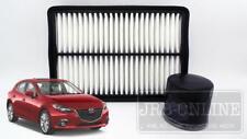 Mazda Mazda3 BM 2.0L 2.5L SkyActiv~G Petrol 02/14~on AIR OIL FILTER SERVICE KIT