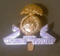 THE LANCASHIRE FUSILIERS CAP BADGE