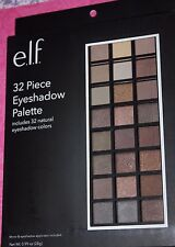 elf studio Endless Eyes Pro Mini Eyeshadow Palette 32 Piece Natural + FREE BRUSH
